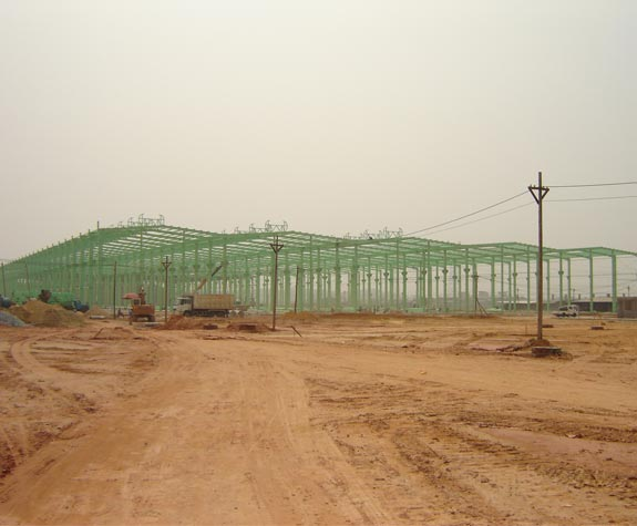 Jianmei Aluminum Plant Projects